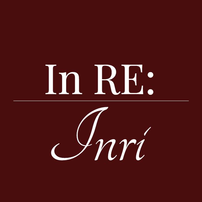 In RE: INRI